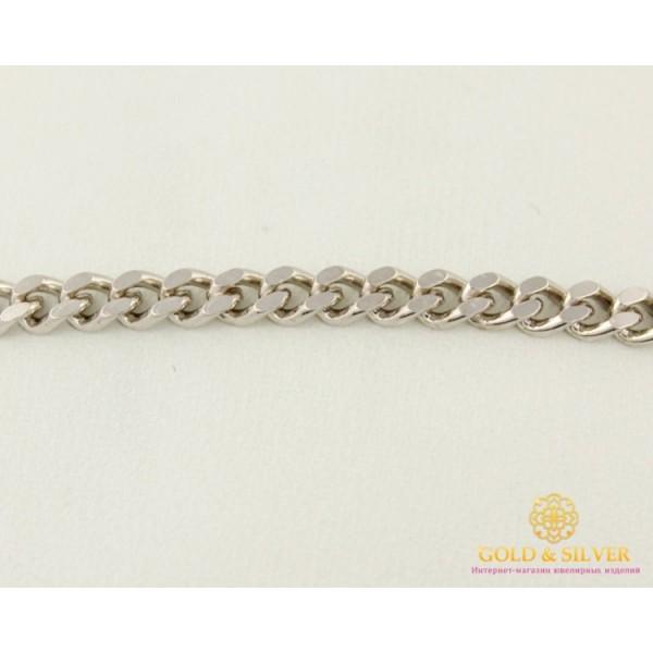 Серебряный Браслет 925 проба. Браслет, плетение панцирь 19,5 сантиметров. 4280p , Gold & Silver Gold & Silver, Украина