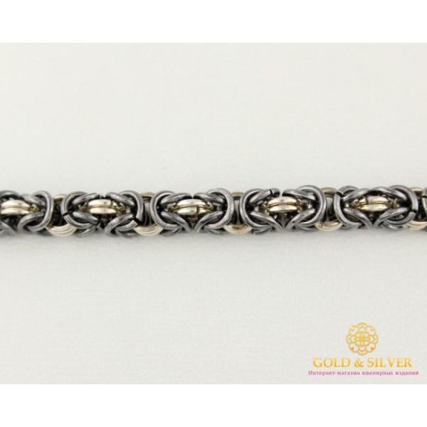 Серебряный браслет 925 проба. Браслет серебряный Мальвина 40611 , Gold & Silver Gold & Silver, Украина