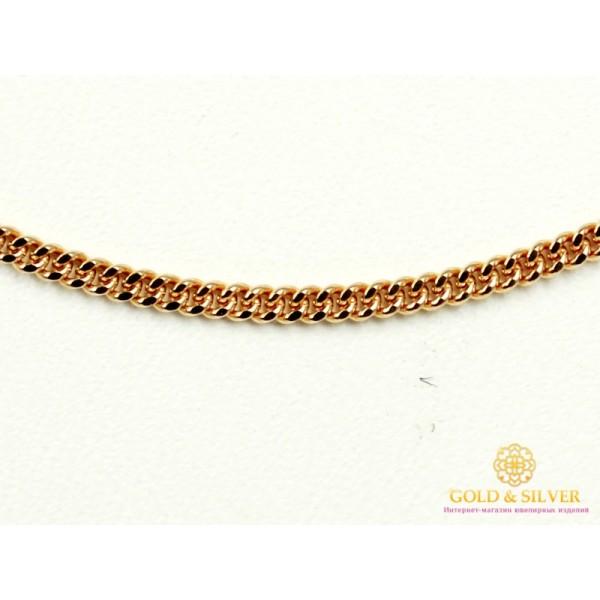 Золотая Цепочка Панцирная Одинарная 50101104041(55) , Gold &amp Silver Gold & Silver, Украина