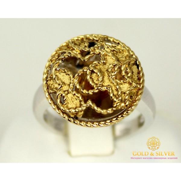 Серебряное кольцо 925 проба. Женское Кольцо 15349030 , Gold & Silver Gold & Silver, Украина