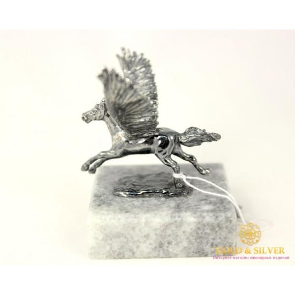 Серебряный Сувенир Пегас 7102 , Gold & Silver Gold & Silver, Украина