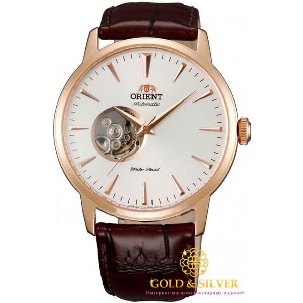 Мужские часы Orient FDB08001W0 , Gold &amp Silver Gold & Silver, Украина