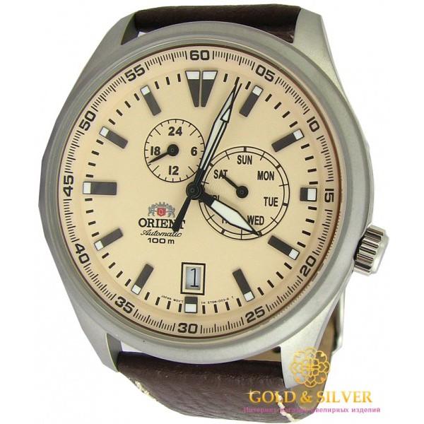 Мужские Часы Orient FET0N003Y0 , Gold & Silver Gold & Silver, Украина