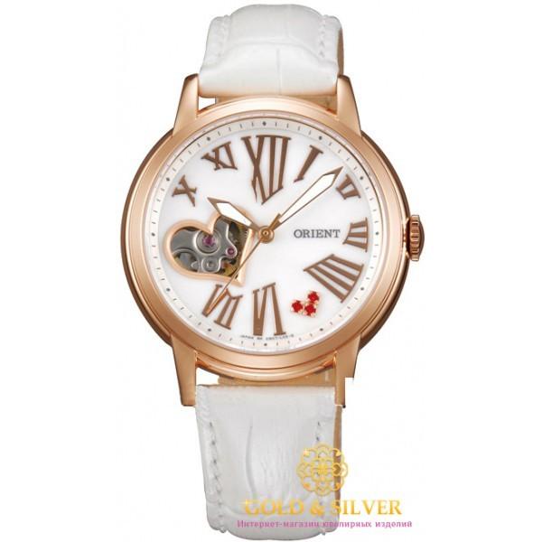 Женские Часы Сердечко Orient FDB0700CW0 , Gold & Silver Gold & Silver, Украина