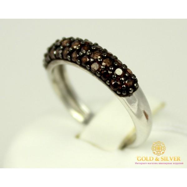 Серебряное Кольцо 925 проба  Женское кольцо Калинка 15149р , Gold & Silver Gold & Silver, Украина