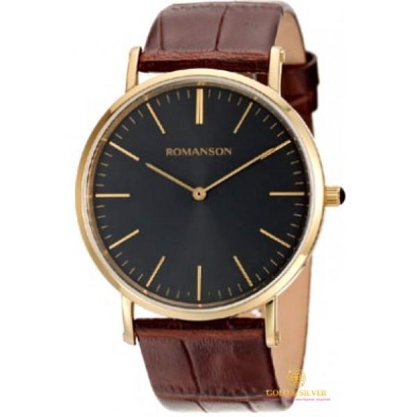 Мужские Часы Romanson TL0387MG BK , Gold &amp Silver Gold & Silver, Украина