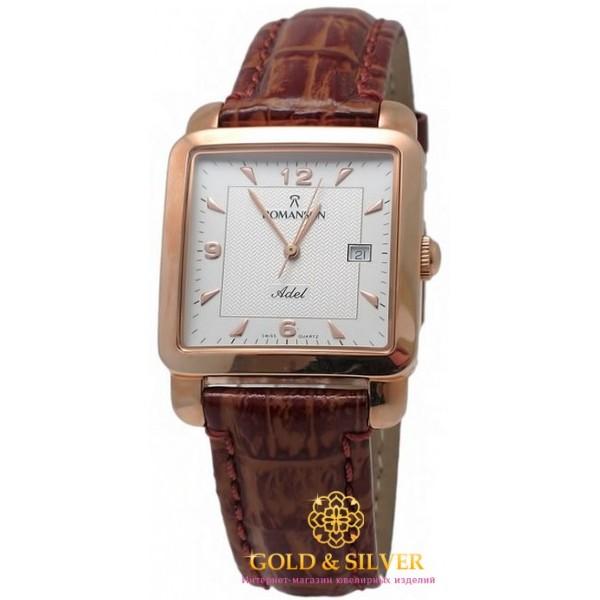 Мужские Часы ROMANSON TL1579CMRG WH , Gold &amp Silver Gold & Silver, Украина