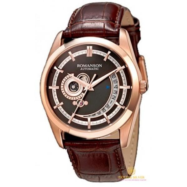 Мужские Часы Romanson TL3224RMRG BK , Gold & Silver Gold & Silver, Украина