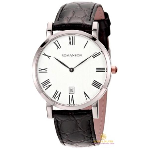 Мужские Часы Romanson TL5507NMR2T WH , Gold & Silver Gold & Silver, Украина