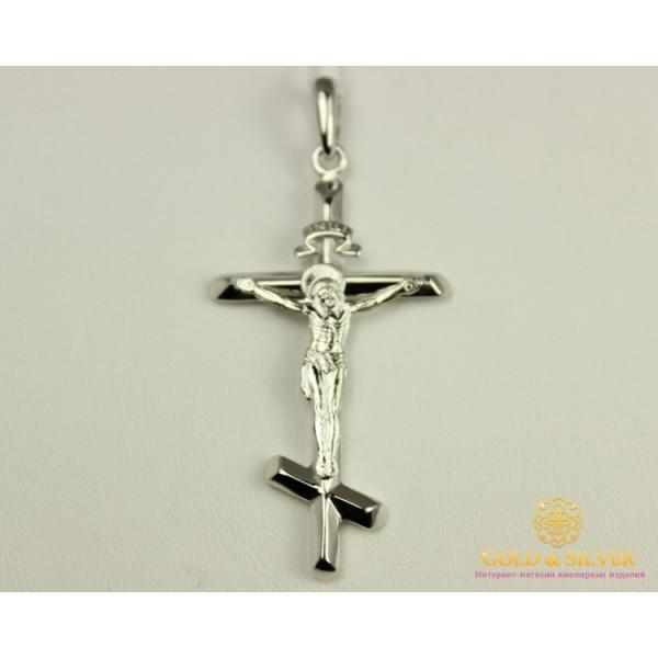 Серебряные Крест 925 проба. 250013с , Gold &amp Silver Gold & Silver, Украина