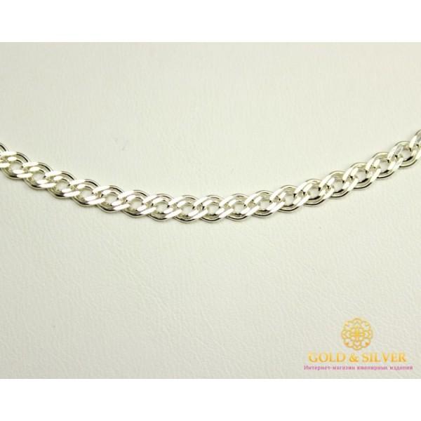 Серебряная Цепь Нона 60 см. 901020206041 , Gold & Silver Gold & Silver, Украина