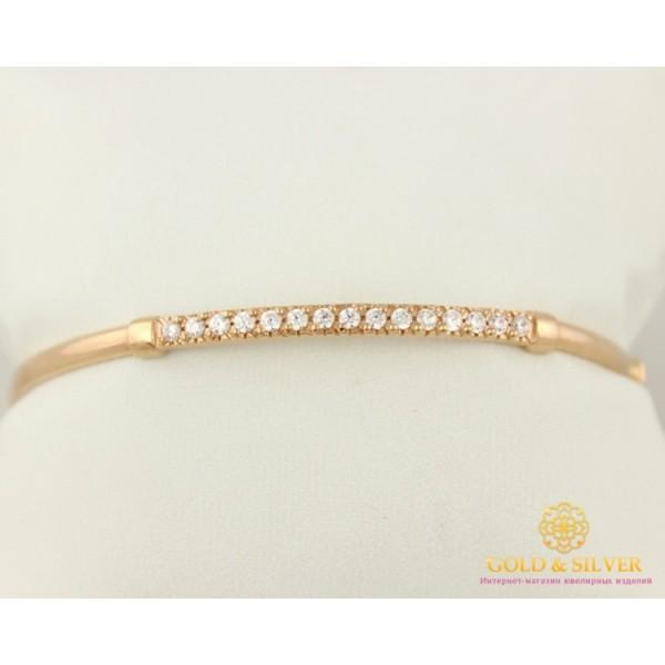 Золотой Браслет 585 проба. Женский браслет 820063 , Gold & Silver Gold & Silver, Украина