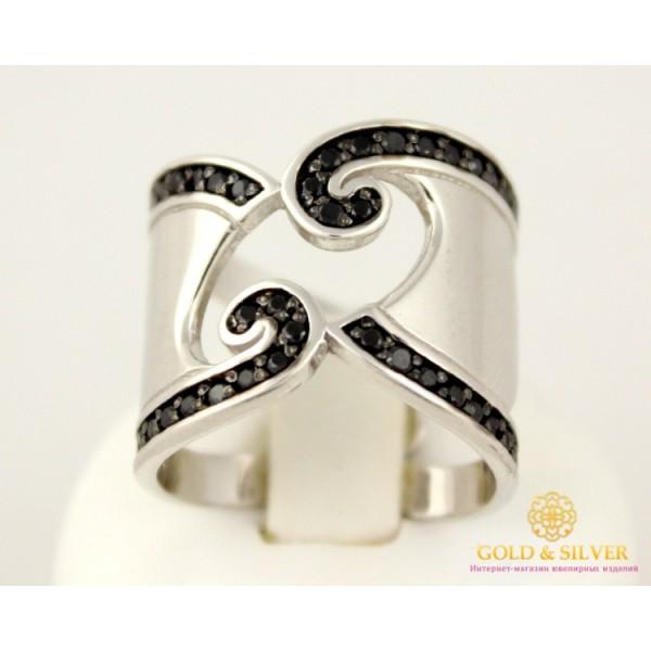 Серебряное кольцо 925 проба. Женское Кольцо Хит Лета. 320764с , Gold &amp Silver Gold & Silver, Украина