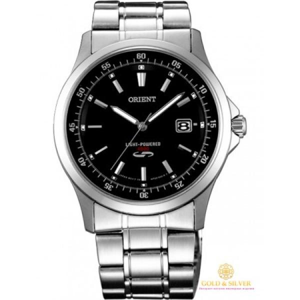 Мужские Часы кварцевые с солнечной батареей Orient FWF00003B0 , Gold & Silver Gold & Silver, Украина