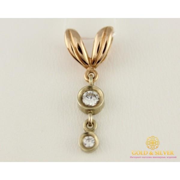 Золотой Подвес 1,23 грамма 160016 , Gold &amp Silver Gold & Silver, Украина