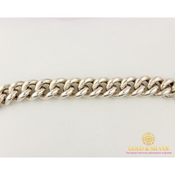 Серебряный Браслет 925 проба. Браслет, плетение Панцирь 12,48 грамма 03194 , Gold &amp Silver Gold & Silver, Украина