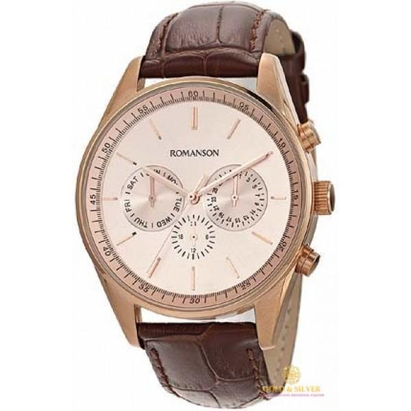 Мужские часы Romanson TL9224MRG RG , Gold & Silver Gold & Silver, Украина