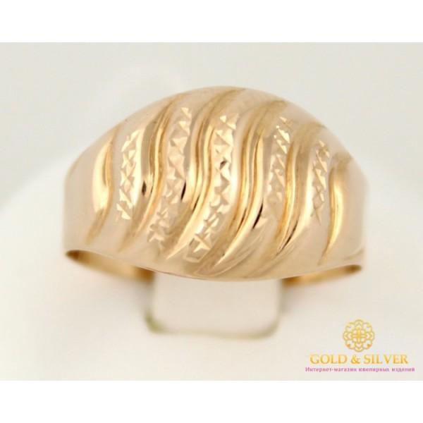 Золотое кольцо 585 проба. Женское Кольцо без вставок. 1,42 грамма 390024 , Gold & Silver Gold & Silver, Украина