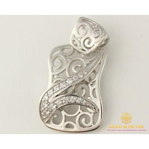 Серебряный Подвес 3,63 грамма 160216с , Gold & Silver Gold & Silver, Украина