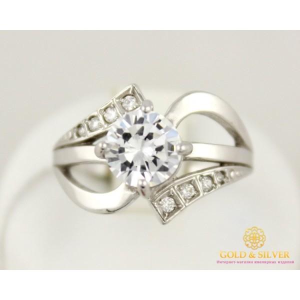 Серебряное кольцо 925 проба. Женское кольцо Фаворит 3,6 грамма 1706р , Gold &amp Silver Gold & Silver, Украина