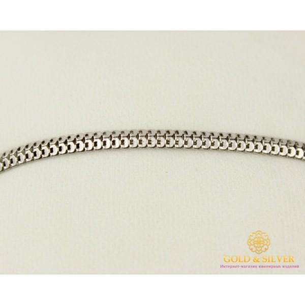 Серебряный браслет 925 проба. Браслет серебряный Унисекс 810508с , Gold & Silver Gold & Silver, Украина