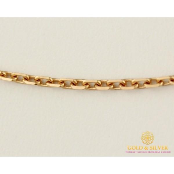 Золотая Цепь 585 проба. Цепочка с красного золота, Плетение Якорь 50102105044 , Gold & Silver Gold & Silver, Украина