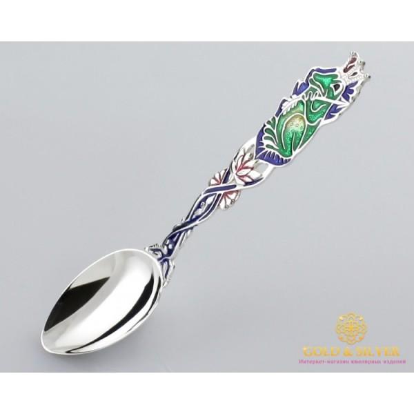 Серебряная ложка 925 проба. Ложка детская. Царевна лягушка 6003. , Gold & Silver Gold & Silver, Украина