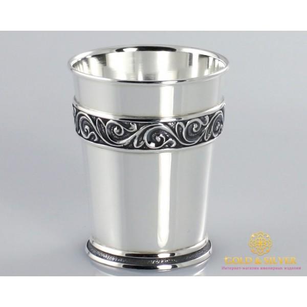 Серебряная Стопка 925 проба. Стопка 75030 , Gold &amp Silver Gold & Silver, Украина