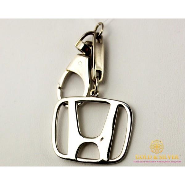 Серебряный Брелок 925 проба. Автомобильный брелок HONDA 8085 , Gold &amp Silver Gold & Silver, Украина