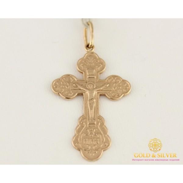 Золотой Крест Освященный 3v8048092701 , Gold & Silver Gold & Silver, Украина