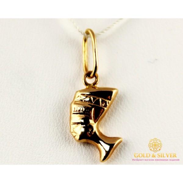 Кулон Нефертити 420069 , Gold &amp Silver Gold & Silver, Украина