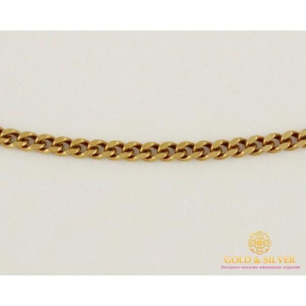 Золотая Цепь 585 проба. Цепочка с красного золота, плетение Панцирь, 50 сантиметров 8285620 , Gold & Silver Gold & Silver, Украина