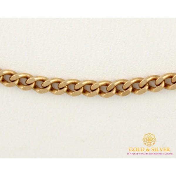 Золотая Цепь 585 проба. Цепочка с красного золота, плетение Панцирь, 60 сантиметров, 13,46 грамма 8785650 , Gold &amp Silver Gold & Silver, Украина