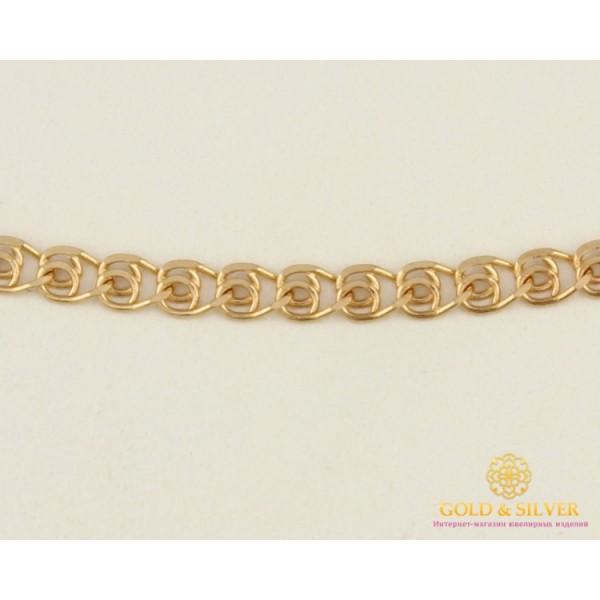 Золотая Цепь 585 проба. Женская цепь Love (Лав), с красного золота, 40 сантиметров 50123103041 , Gold & Silver Gold & Silver, Украина