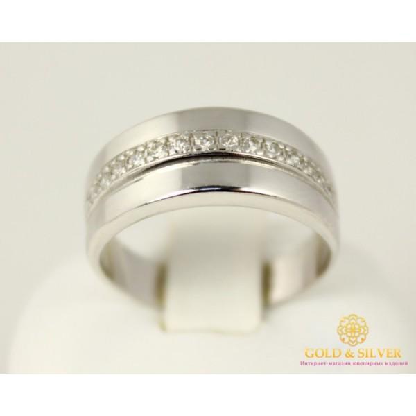 Серебряное кольцо 925 проба. Женское серебярное Кольцо Симпозиум 1118 , Gold & Silver Gold & Silver, Украина