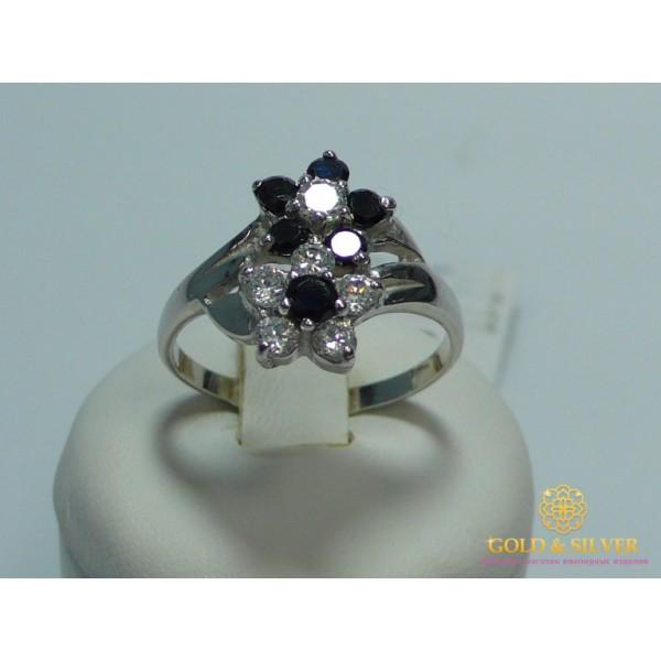 Серебряное кольцо 925 проба. Женское серебярное Кольцо Твикс 13000p , Gold & Silver Gold & Silver, Украина