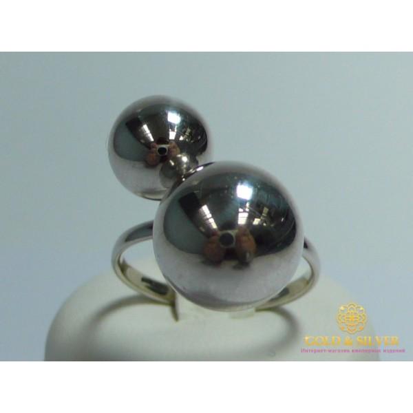 Серебряное Кольцо 925 проба. Женское кольцо поцелуи Сферы 301178c , Gold & Silver Gold & Silver, Украина