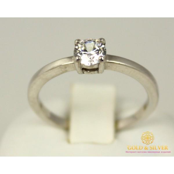Серебряное кольцо 925 проба. Женское серебряное Кольцо 320906c , Gold &amp Silver Gold & Silver, Украина
