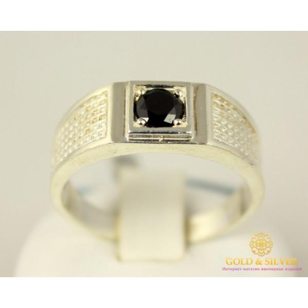 Серебряное кольцо 925 проба. Мужское Кольцо 4,72 грамма. 02104713 , Gold & Silver Gold & Silver, Украина