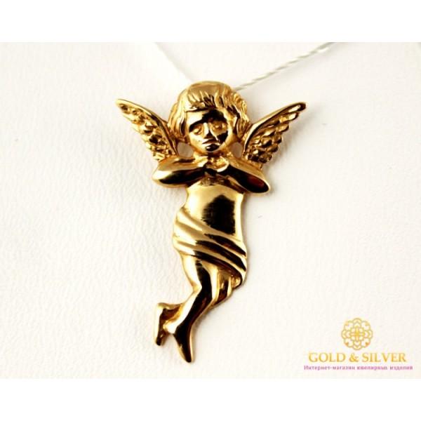 Кулон Ангелок pb049i , Gold & Silver Gold & Silver, Украина