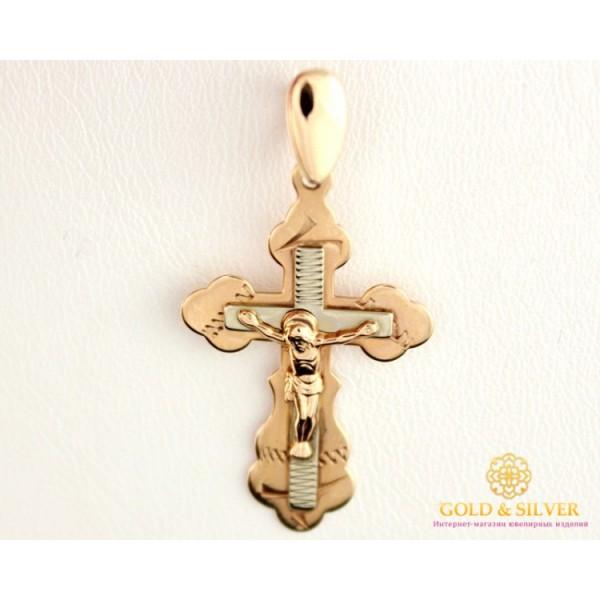 Золотой Крест Освященный 210040 , Gold & Silver Gold & Silver, Украина