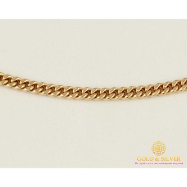 Золотая Цепь 585 проба. Цепочка с красного золота, Панцирная, 50 сантиметров, 2,9 грамма. 50101105041n(50) , Gold &amp Silver Gold & Silver, Украина