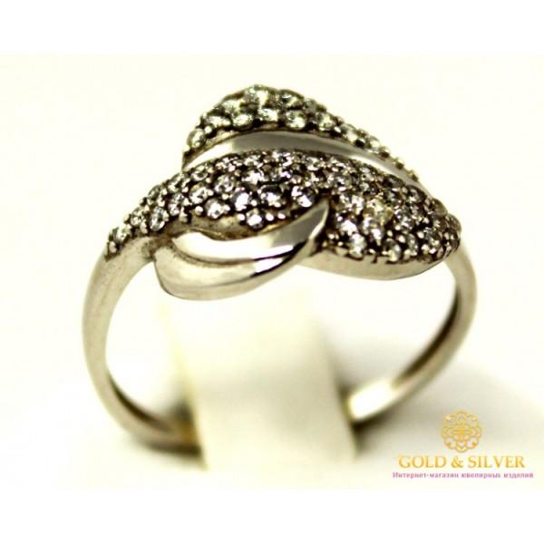 Серебряное кольцо 925 проба. Женское серебряное Кольцо Барби 15889r , Gold & Silver Gold & Silver, Украина