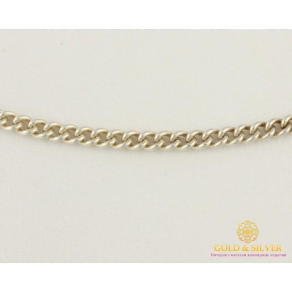 Серебряная Цепь 925 проба. Женская серебряная цепочка, плетение Панцирь, 4,8 грамма 09707350 , Gold &amp Silver Gold & Silver, Украина