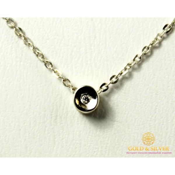 Серебряное женское Колье 925 проба. 860116c , Gold & Silver Gold & Silver, Украина