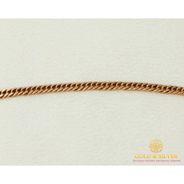 Золотой браслет 585 проба. Браслет красное золото унисекс 829570 , Gold &amp Silver Gold & Silver, Украина