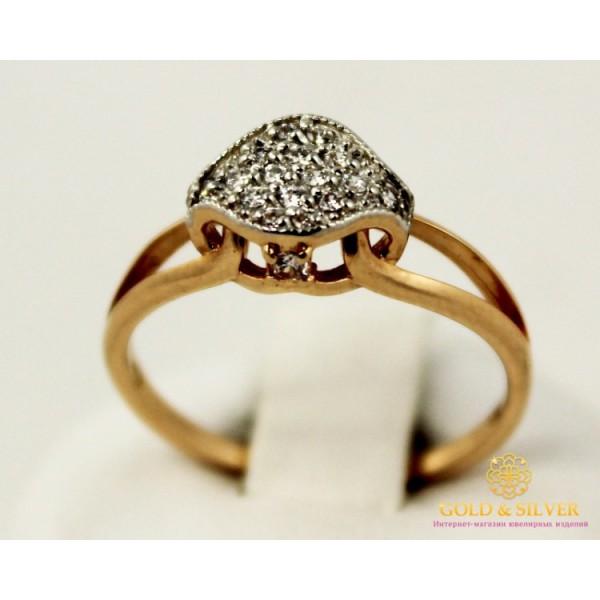 Золотое кольцо 585 проба. Женское Кольцо 2,29 грамма. 320919 , Gold & Silver Gold & Silver, Украина