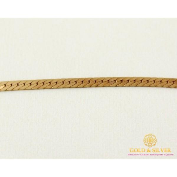 Золотой Браслет 585 проба. Браслет с красного золота, унисекс 839401 , Gold &amp Silver Gold & Silver, Украина