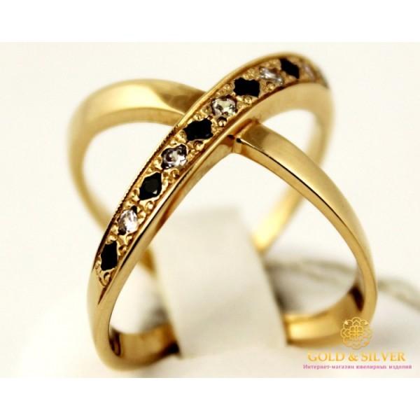 Золотое кольцо 585 проба. Женское Кольцо с красного золота. 5,62 грамма. kv595010i , Gold & Silver Gold & Silver, Украина