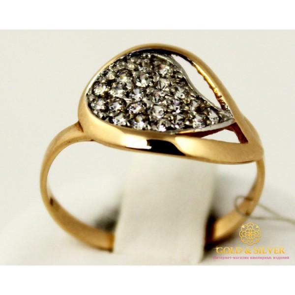 Золотое кольцо 585 проба. Женское Кольцо 1,98 грамма. 320718 , Gold &amp Silver Gold & Silver, Украина